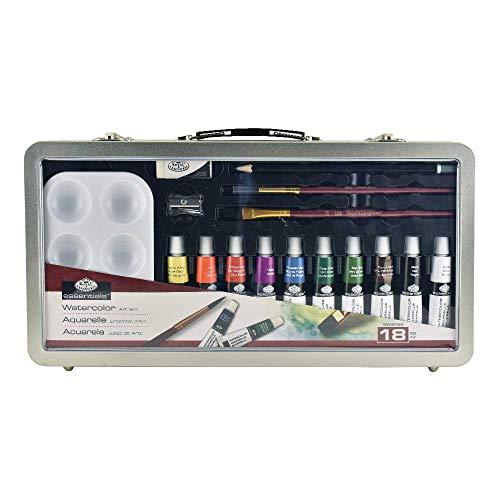 Royal & Langnickel, Essentials, Large Window Set, Watercolor, 18-Pieces, RSET-ART2805