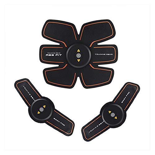 YDL Nuevo Entrenador De Abdomen Batería Hogar Fitness Abdomen Instrumento Entrenador Músculo Abrigo Abdomen Abdomen (Color : Blue)