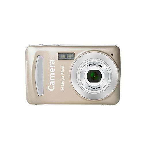 Leepesx 1080P Home Digital Camera Camcorder 16MP Digital SLR Camera 4X Digital Zoom with 1.77 Inch LCD Sn