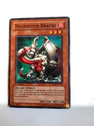 SOD-DE026 Maskierter Drache 1. Auflage