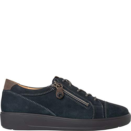 Ganter Women's Heidi-h Sneaker, Navy, 9.5 UK