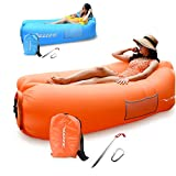 VEEAPE Quickly Inflatable Couch Portable Hammock...