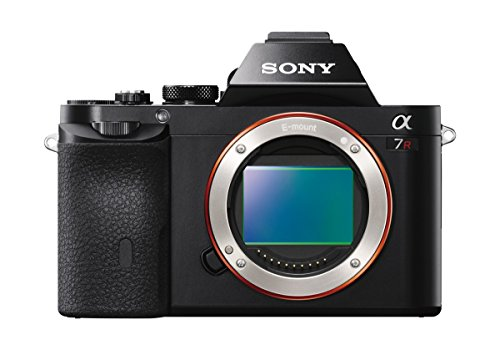 Sony a7R Full-Frame Mirrorless Digital Camera - Body Only
