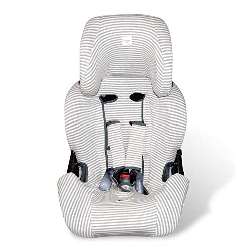 Fundas BCN ® - F127/0393 - Funda para silla de coche Klippan Kiss ® 2 - Kodak Stripes