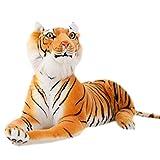 Yinuneronsty - Almohada de Peluche, diseño de Tigre de Sumatra