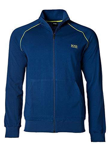 BOSS Herren Mix&Match Jacket Z Sweatshirt, Medium Blue426, L