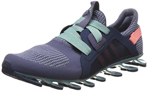 adidas Springblade Nanaya AF5284 - Zapatillas de deporte para mujer, color azul, color Azul, talla 38 2/3 EU