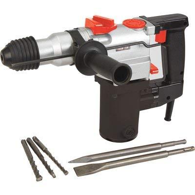 Ironton Rotary Hammer Drill Kit - 7.6 Amp, 110 Volt