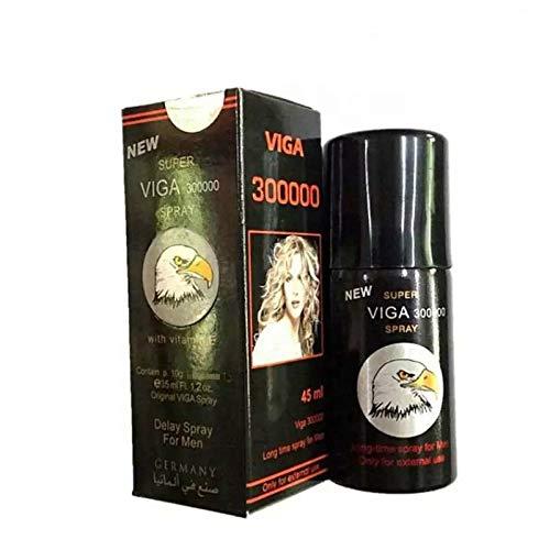 VIGA 300000 Delay Spray for Men - Strong Men Spray Prolong Ejaculation
