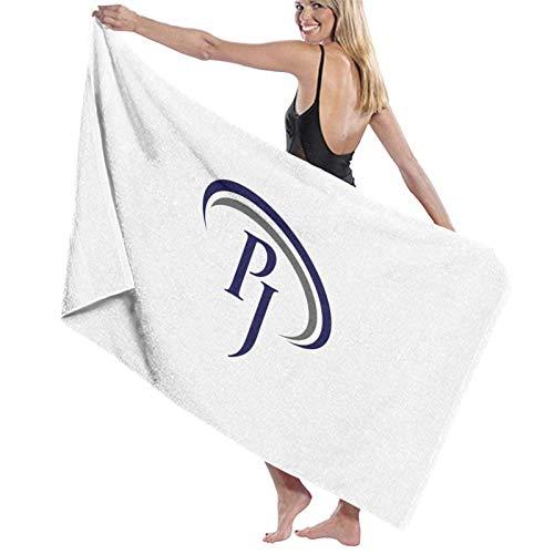 XCNGG PJ 4 Toallas de Playa Microfibra Manta Absorbente súper Suave para Adultos Mujeres Hombres