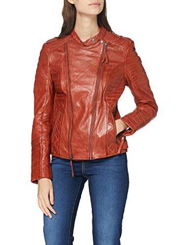 Joe Browns Candid Quilted Leather Chaqueta de cuero para Mujer