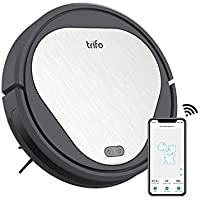 Trifo Emma Multi-Floor Robot Vacuum Cleaner with WiFi and 110-Minute Runtime