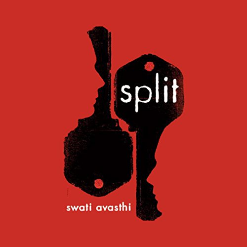 Split audiobook cover art