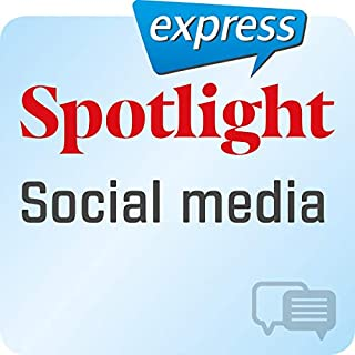 Spotlight express - Kommunikation: Wortschatz-Training Englisch - Soziale Medien Titelbild