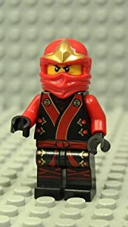 LEGO Minifig Ninjago_071 Kai_B