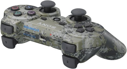 Dual Shock 3 (Urban Camouflage) [Japan Import]