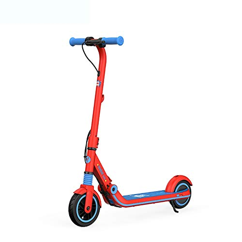 SOAR Patinetes para Niños 200W Motor 14 Km/h, aleación de Aluminio Material, Peso de 8 kg, la Resistencia máxima de 10 kilometros