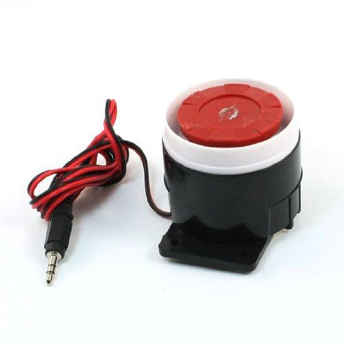 sourcingmap Son continu Decibel Enceinte Buzzer Alarme Piezo IC DC 12V 120db