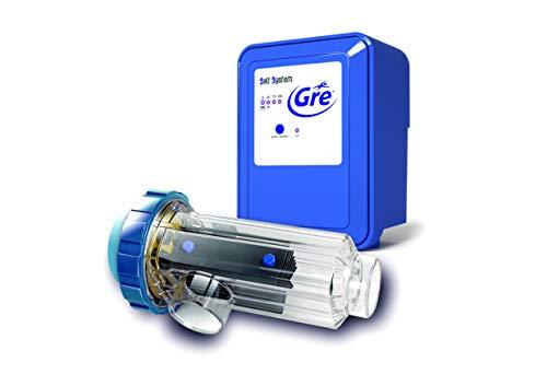 Gre SCG60 – Clorador Salino para Piscinas de hasta 60 m3, 12 gramos/hora