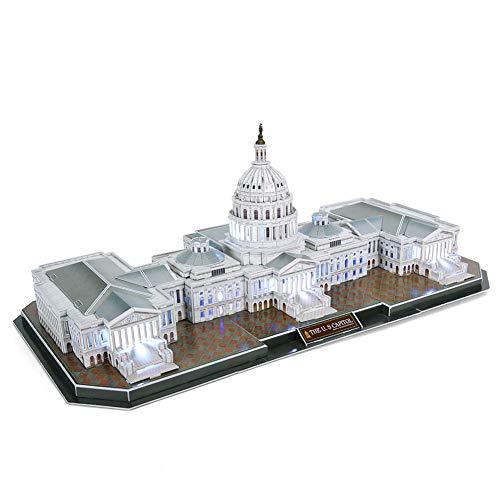 CubicFun 3D Puzzles U.S. Capitol Washington...