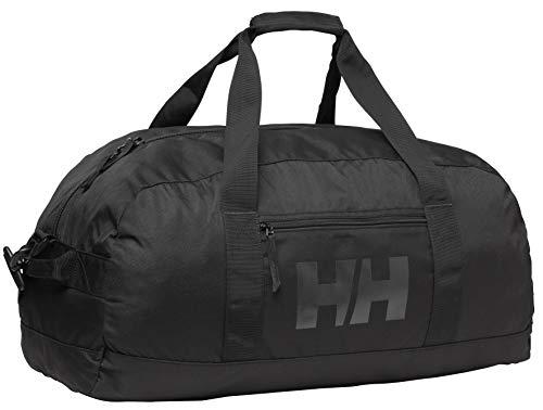Helly Hansen Sport Duffel 70l Sac De Voyage, Unisex – Adulto, Black, One size