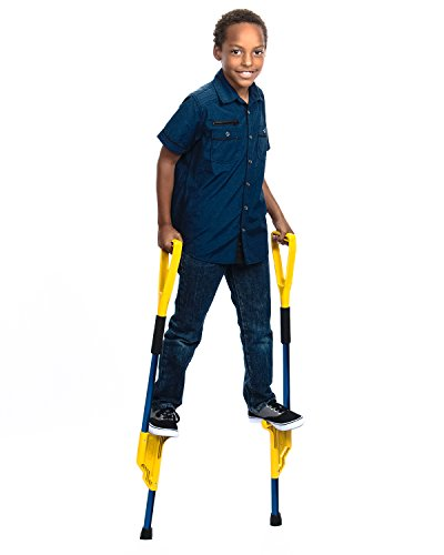 Extex Hijax Standard Size Stilts for Active Kids (Made-in-America)
