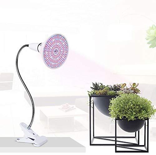 Yhhzw Phyto Lampe Vollspektrum Led Grow Light E27 Pflanzenlampe Mit Clip Für Gewächshaus Hydroponic Vegetable Flower Eu Us Au Stecker