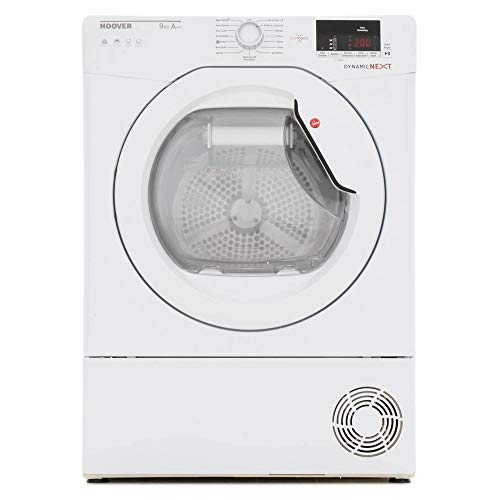 Hoover DXH9A2DE 9kg Load Heat Pump Tumble Dryer Class A++ White