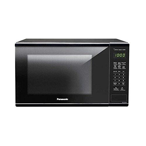 Panasonic Programmable Microwave Oven, (1.3 Cu Ft Black NN-SU656B)