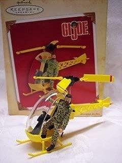 G.I. Joe Keepsake Ornament Helicopter 2004 Rare Hallmark Ornament