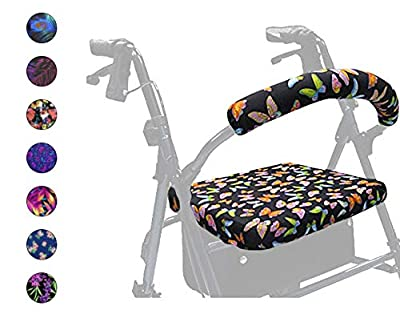 Rollator Walker Seat & Backrest Cover