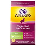 Wellness Complete Health Natural Dry Small Breed Dog Food, Turkey &...