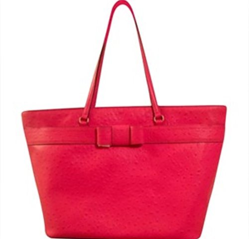 Kate Spade Medium Harmony Tote Shoulder Handbag(Desert Rose)