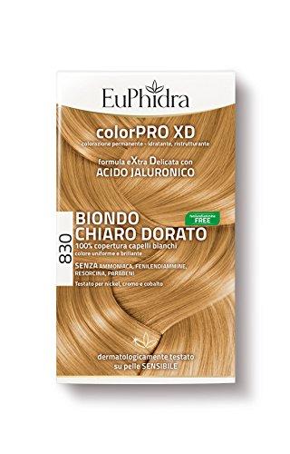 Euphidra ColorPro XD, 830 Biondo Chiaro Dorato - 10 gr