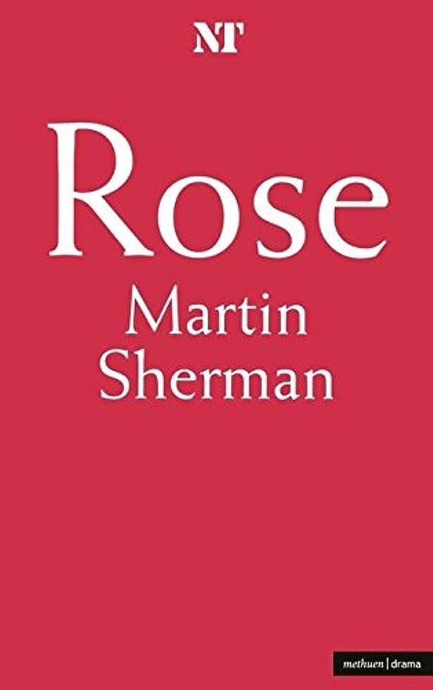 ダルセットベルト暴行Rose (Methuen Drama Series)