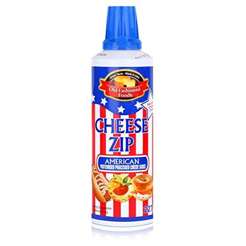 American Cheese Zip - Sprühkäse (227g)