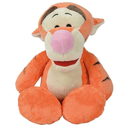Simba 6315875044 Disney Winnie l'ourson Tigrou-Peluche Refresh 50 cm