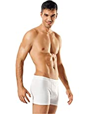 Tutku İç Giyim Pamuklu Likralı Erkek Boxer Paçalı Don 6 Lı Paket