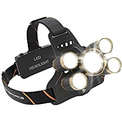 Best Headlamp 2020.Best Hard Hat Light 2020 Review Guide Safety Workwear