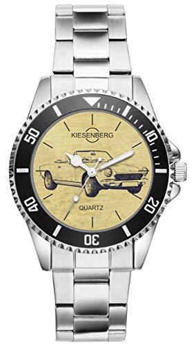KIESENBERG Uhr - Geschenke für 124 Spider Oldtimer Fan 6478