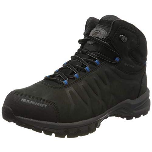 41JxVcl0FFL. SS500  - Mammut Men's Mercury Iii Mid GTX High Rise Hiking Shoes