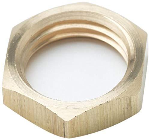 T&S Brass 002954-45 Brass Lock Nut, 1/2-14-Inch Npsl