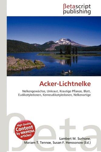 Acker-Lichtnelke