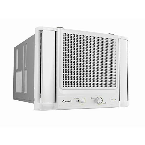 Ar condicionado janela 7500 BTUs/h Consul frio com filtro antipoeira - 110V