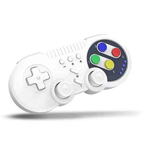 JFUNE Switch Pro Controlador Mando Retro Inalámbrico