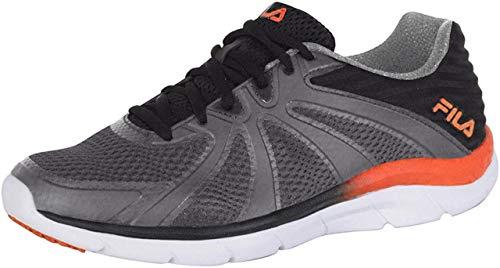 Fila Men's, Memory Fraction 3 Running Sneakers Black 13 M
