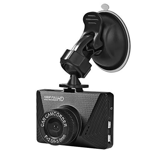 MAXXMEE Dashcam | Digitale Full HD Kamera im Mini Format | Mit 8 GB Speicherkarte | Ultra-Weitwinkelobjekt [schwarz]