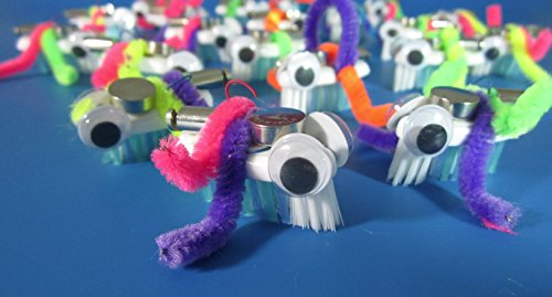 Brown Dog Gadgets - Bristlebot Kit - 25 Pack