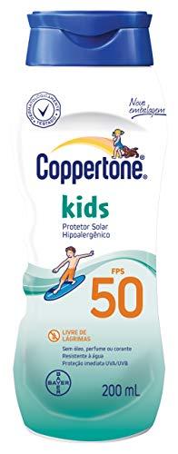 Protetor Solar Loção Kids Fps50 200ml, Coppertone