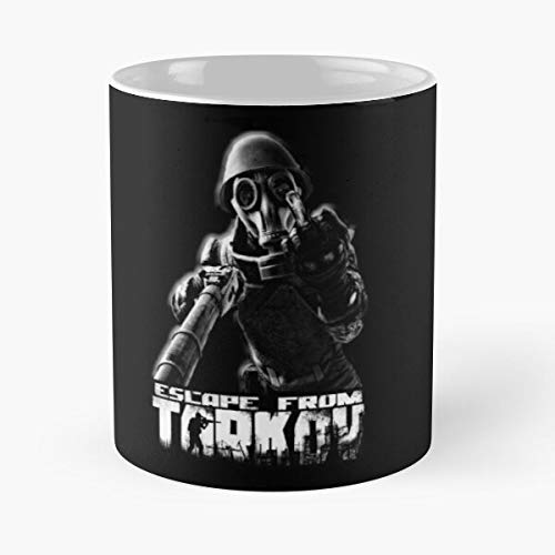 Mugs Escape from Tarkov'This is for You' Black